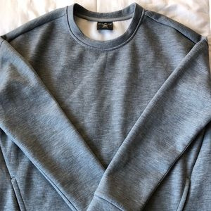 Grey fitted 32 degrees sweatshirt with pockets